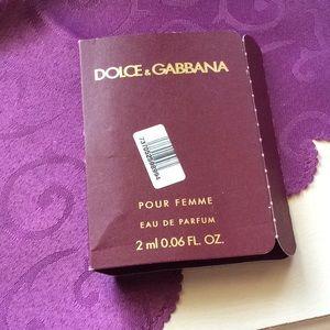 "Dolce & Gabbana ""Pour Femme"" Purse Spray"